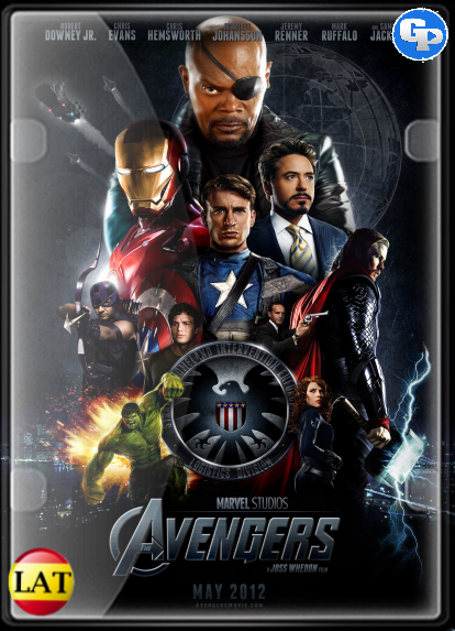 Los Vengadores (2012) LATINO