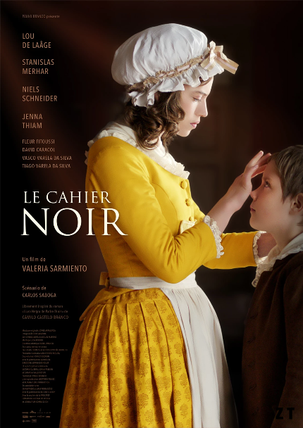 Le Cahier noir [HDRip] [Streaming] [Telecharger]