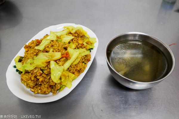 慈緣素食 台中大里平價素食 古早味美食 青年高中旁