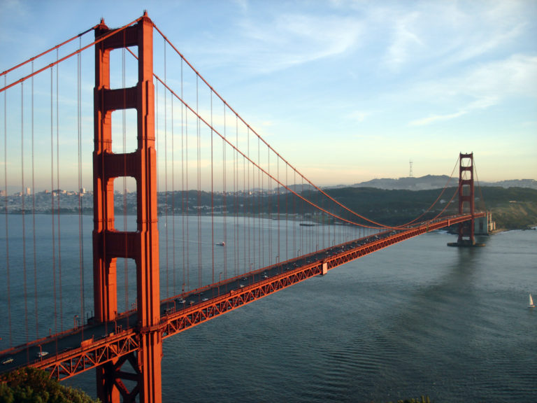 This Man Has Saved Over 200 People From Jumping Off The Golden Gate Bridge In California
