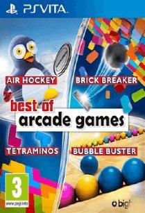 Best of Arcade Games PSVITA Oyun İndir [VPK-MaiDump-NoNpDrm] [Google