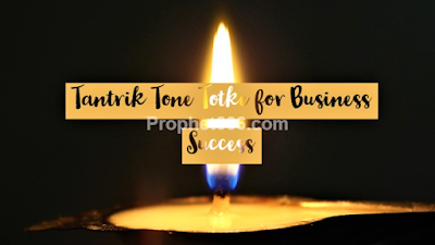 Indian Occult Spell for Business Success