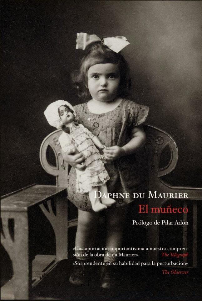 El muñeco, de Daphne du Maurier.