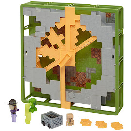Minecraft Mattel Stack Track Set 3 Other Figure
