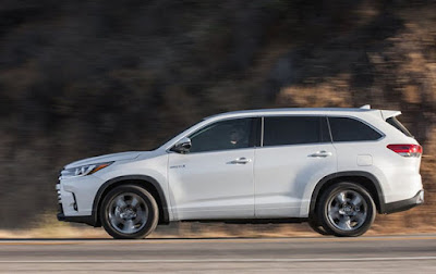 Toyota highlander 2018 reviews, Specs, Price