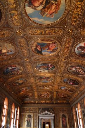 venise italie place san marco saint-marc musée corer