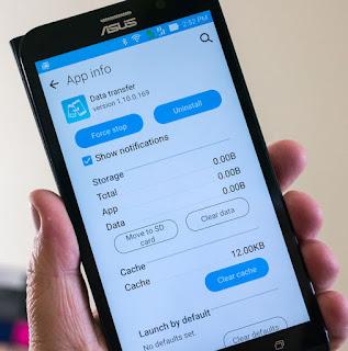 Cara Menghapus aplikasi bawaan Asus Zenfone 2 ( Bloatware )