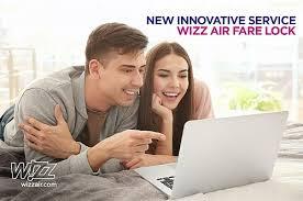 Wizz air fare lock