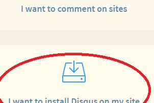 Cara memasang komentar disqus diblogger