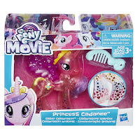 MLP the Movie Princess Cadance Glitter Celebration Brushables