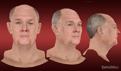 NBA 2K13 Mod George Karl Cyberface