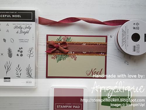 de Stempelkeuken Stampin'Up! producten koopt u bij de Stempelkeuken #stempelkeuken #stampinup #stampinupnl #stampinupdemonstrator #stampinup30 #noel #peacefulnoel #christmas #kerst #kerstmis #christmaholic #thefirstnoel #merrymerlot #cardmaking #snailmail #papercrafter #girlboss #happymail #kaartenmaken #papier #glitter #glimmer #denhaag #thehague #delft #westland #rotterdam #gouda #creativelife #creatief