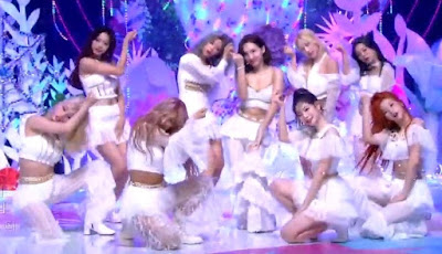 Twice More and More Music Bank