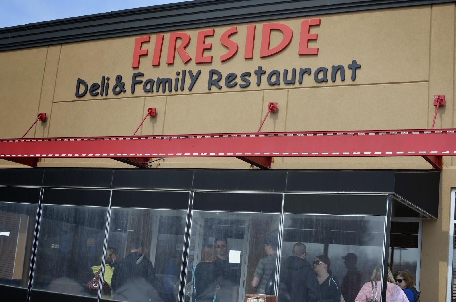 Fireside Restaurant Kitchener