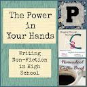 The Power in Your Hands (Blogging Through the Alphabet) on Homeschool Coffee Break @ kympossibleblog.blogspot.com