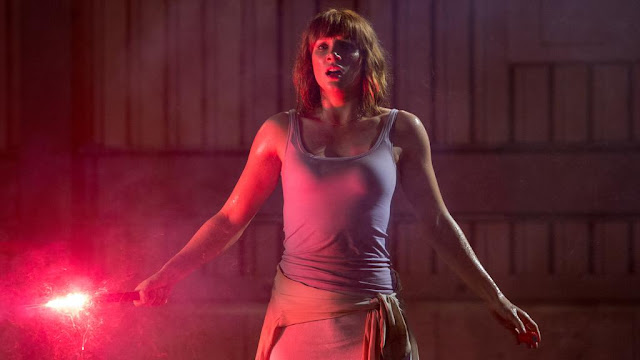 Bryce Dallas Howard brings some spunk to her cookie-cutter role