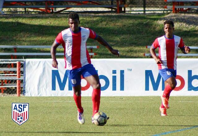 Atlético SF derrota 2-0 a Inter Bayaguana en LDF