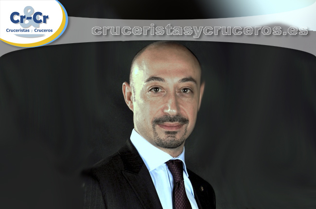 ► Costa Cruceros nombra a Raffaele D´Ambrosio Director General para España y Portugal