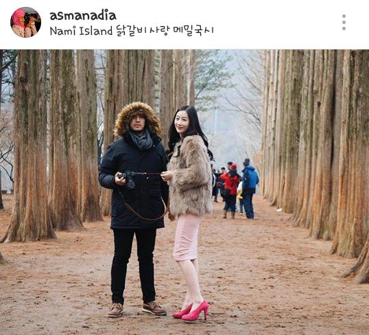 Film Jilbab Traveler: Love Sparks in Korea