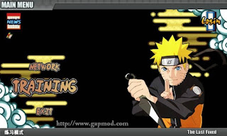 Naruto Senki The Final Fixed Apk