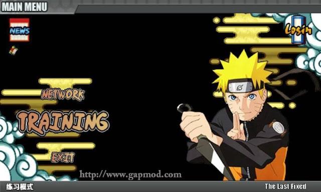 Naruto Senki The Final Fixed Apk