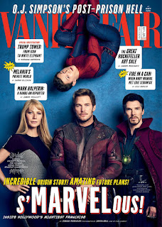 Vanity Fair Infinity War Cover 4