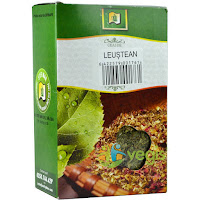 Stiai ca se poate consuma leusteanul sub forma de ceai?