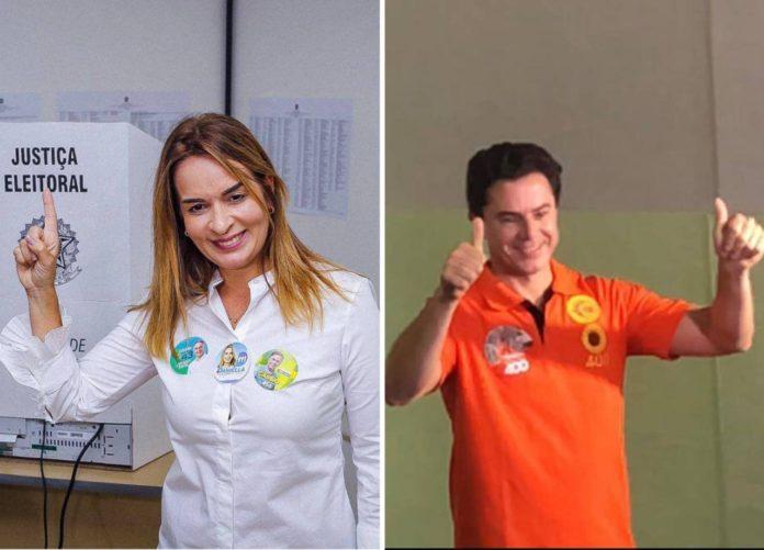 Veneziano e Daniella são os novos senadores da Paraíba