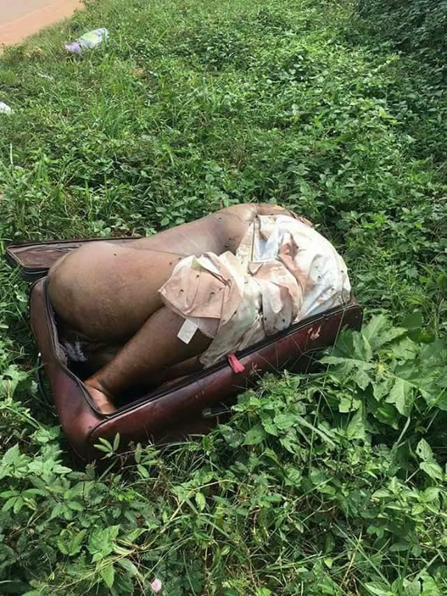 News-Portal Nigeria: News: Graphic photo of a headless