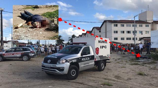 Vídeo: Homem morre após ser linchado na Paraíba, diz polícia