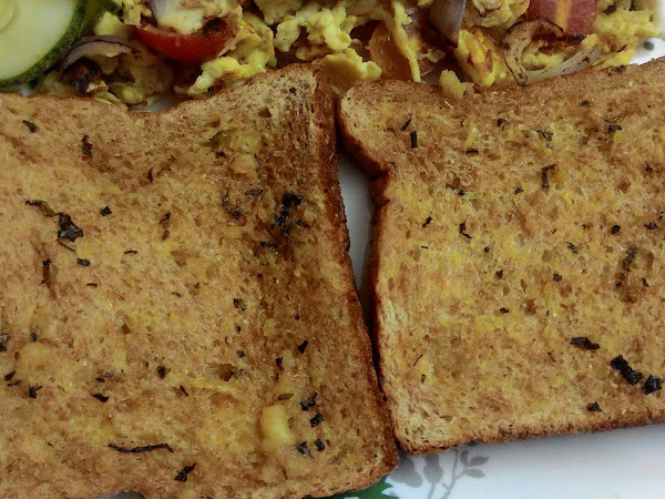 Resepi Garlic Butter Homemade : Untuk sapuan roti