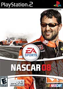 NASCAR 08 PS2 ISO (Ntsc) (MG-MF)