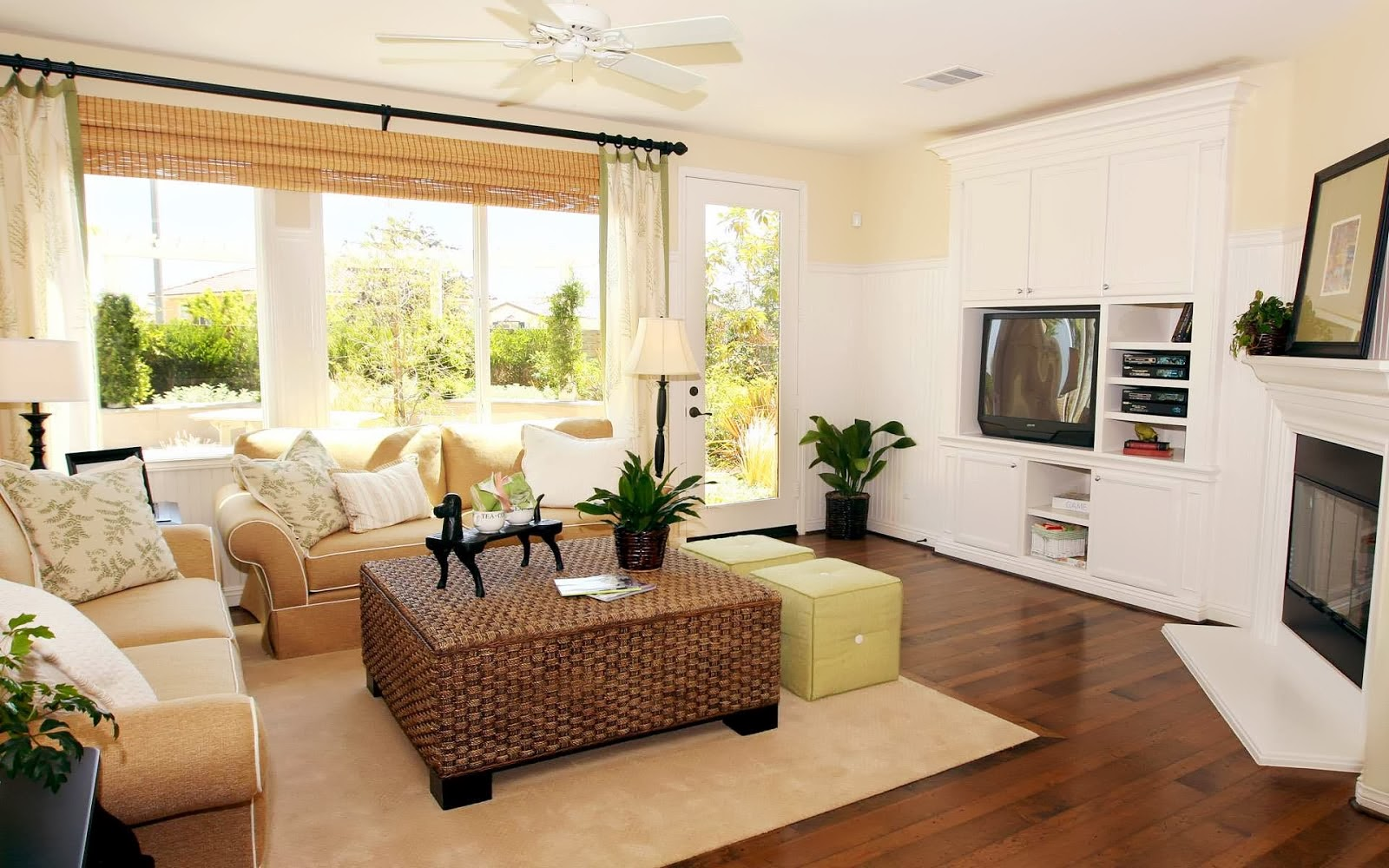 Interior design for living room for middle class in india