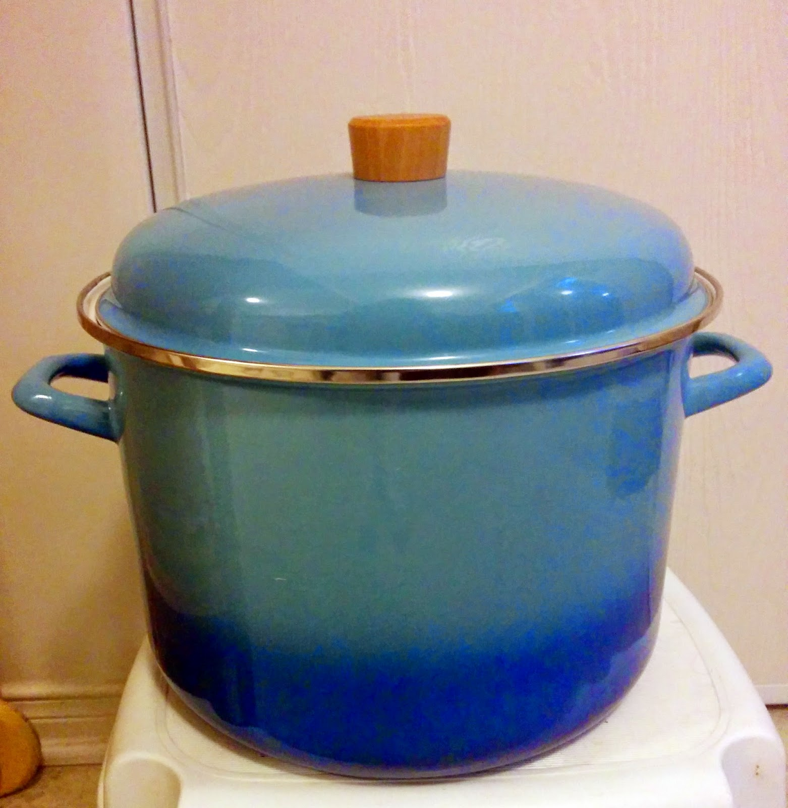 President's Choice ombre stock pot