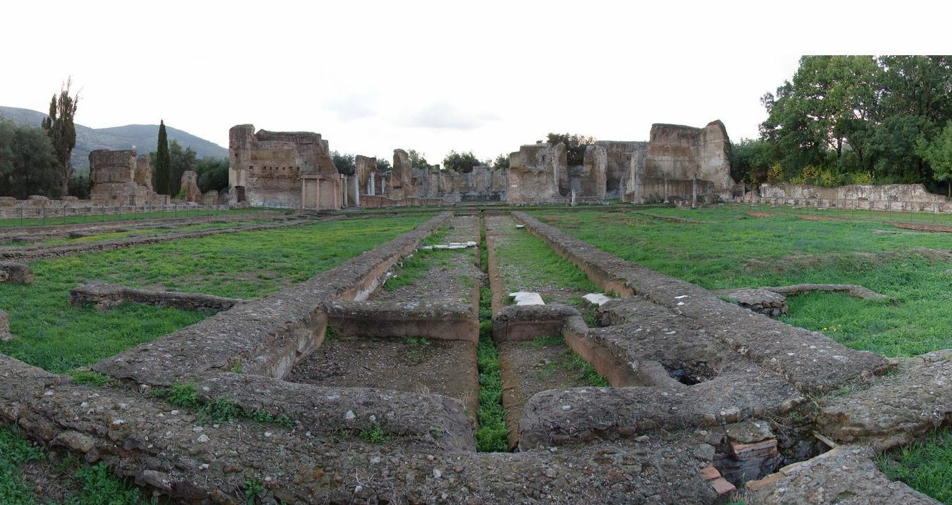 Emperor Hadrian's virtual villa to be unveiled Friday