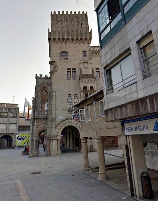 Porriño (Pontevedra).