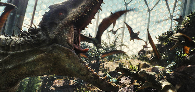 Indominus Rex în Jurassic World