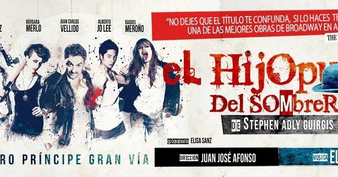 Cercadelacerca Teatro En Madrid El Hijoputa Del Sombrero