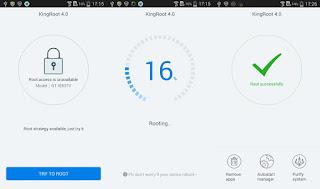 kingroot, aplikasi terbaik untuk root android tanpa pc dengan cepat