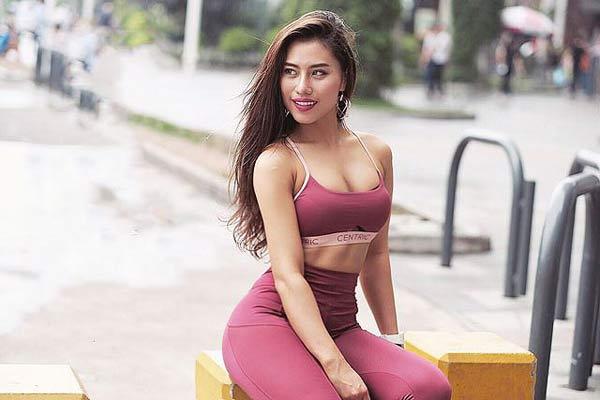 """Top 3 """"nữ thần phòng Gym Việt"""" có phong cách ăn vận gợi cảm nhất"""