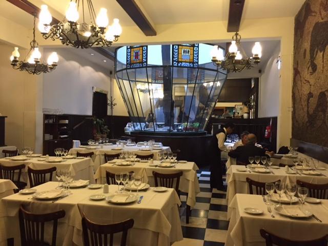 Restaurante Laurak Bat no centro de Buenos Aires