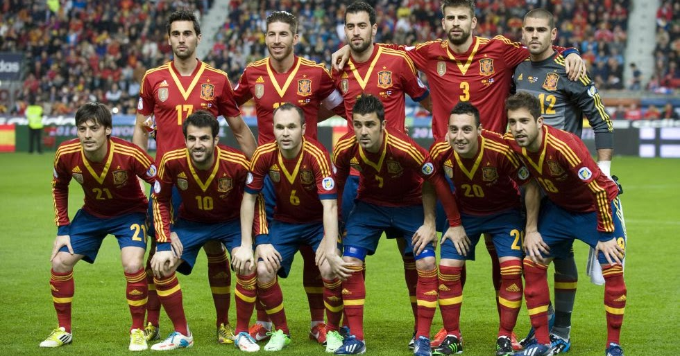 Spanish Football Soccer Sports Blog