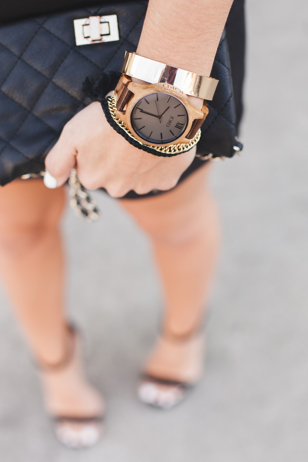 JORD Wooden Watches | Blogger Taylor Winkelmeyer