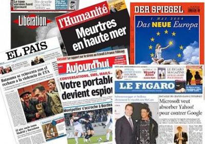 أبرز اهتمامات صحف شرق أوربا 24 نوفمبر 2017