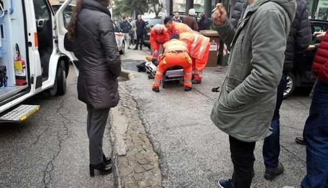 Ρατσιστική επίθεση στην Ιταλία: 28χρονος πυροβολούσε αφρικανούς από τo αυτοκίνητό του