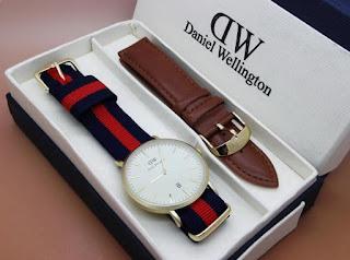 Jam Tangan Daniel Wellington KW