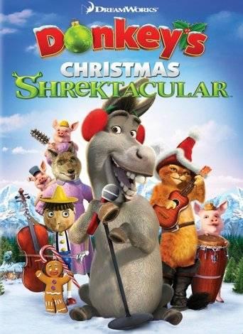 Donkey's Christmas Shrektacular (2010) ταινιες online seires oipeirates greek subs