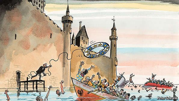 Ο υβριδικός μεταναστευτικός πόλεμος