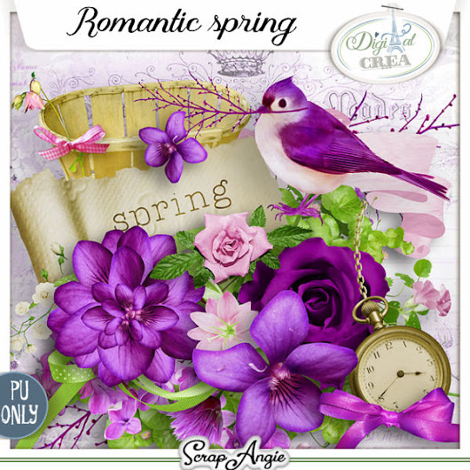 Romantic spring kit & collection