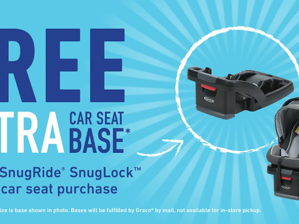 Graco SnugRide Infant Car Seat Giveaway
